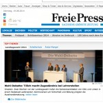 Landtagsdebatte