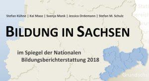 Titelblatt des Bildungsberichtes